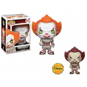 Funko POP! Movies IT - Pennywise with Boat Vinyl Figure 10cm Assortment (5+1 chase figure)
