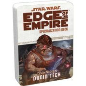 FFG - Star Wars RPG: Edge of the Empire - Droid Tech Specialization Deck - EN