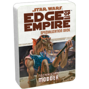 FFG - Star Wars RPG: Edge of the Empire - Modder Specialization Deck - EN