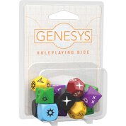 FFG - Genesys RPG Roleplaying Dice Pack - EN