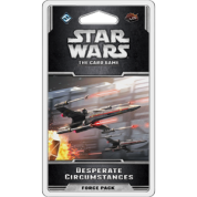 FFG - Star Wars LCG: Desperate Circumstances Force Pack - EN