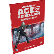 FFG - Star Wars Age of Rebellion RPG: Cyphers and Masks Sourcebook for Spies - EN