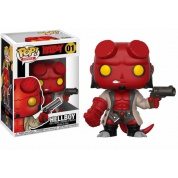 Funko POP! Movies Hellboy - Hellboy Vinyl Figure 10cm