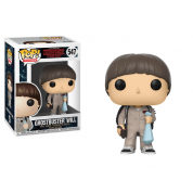 Funko POP! Stranger Things - Ghostbuster Will Vinyl Figure 10cm