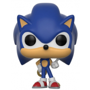 Funko Pocket POP! Keychain - Sonic with Ring Vinyl Figure 4cm