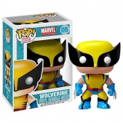 Funko POP! - Marvel - Wolverine Bobble Head 4-inch