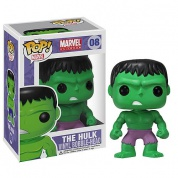 Funko POP! - Marvel - The Hulk Vinyl Figure 4-inch