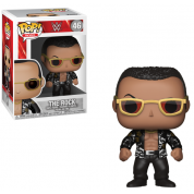 Funko POP! WWE - The Rock Old School Vinyl Figure 10cm