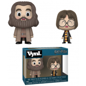Funko Vynl Harry Potter - Hagrid & Harry 2-Pack Vinyl Figures 10cm