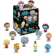 Funko POP! Pint Size Heroes - Rick and Morty 6cm Vinyl Figures Display Box (24 random package)