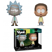 Funko Vynl. - Rick & Morty 2-Pack Action Figures 10cm