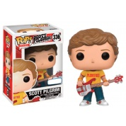 Funko POP! Movies - Scott Pilgrim vs. the World: Scott Pilgrim Plumtree Tee - Vinyl Figure 10cm