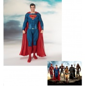 Justice League The Movie - SUPERMAN 1/10 Scale ARTFX+ Statue 19cm