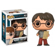 Funko POP! Movies Harry Potter - Harry with Marauders Map Vinyl Figure 10cm