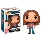 Funko POP! Movies Harry Potter - Hermione with Time Turner Vinyl Figure 10cm