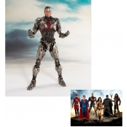 Justice League The Movei - CYBORG 1/10 Scale ARTFX+ Statue 19cm