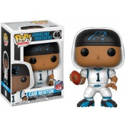 Funko POP! Football NFL Panthers White - Cam Newton Vinyl Figure 10cm