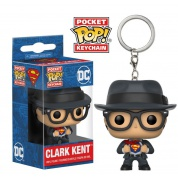 Funko Pocket POP! Keychain Superman - Clark Kent Vinyl Figure 4cm