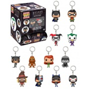 Funko Pocket POP! Keychain Blindbags - Batman: The Animated Series Vinyl Figures 4cm (24 Pcs)