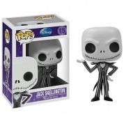 Funko POP! - Nighmare Before Christmas - Jack Skellington Vinyl Figure 4-inch