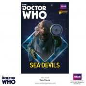 Doctor Who: Exterminate! - Sea Devils - EN