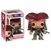 Funko POP! - Pirates Of The Caribbean - Jack Sparrow Vinyl Figure 4-inch