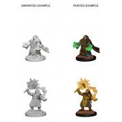 D&D Nolzur's Marvelous Miniatures - Dwarf Female Cleric (6 Units)
