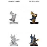D&D Nolzur's Marvelous Miniatures - Dwarf Male Paladin (6 Units)
