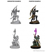 D&D Nolzur's Marvelous Miniatures - Elf Male Bard (6 Units)