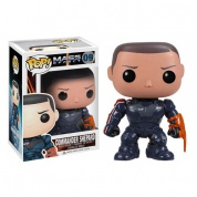 Funko POP! - Mass Effect: Commander Shepard Vinyl Figure 4-inch