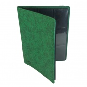 Blackfire 9-Pocket Premium Album - Green