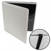 Blackfire 12-Pocket Premium Album - White