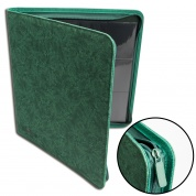 Blackfire 12-Pocket Premium Zip-Album - Green