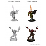 D&D Nolzur's Marvelous Miniatures - Dragonborn Female Fighter (6 Units)