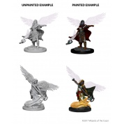 D&D Nolzur's Marvelous Miniatures - Aasimar Female Wizard (6 Units)