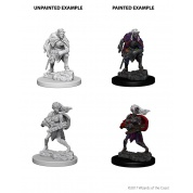 D&D Nolzur's Marvelous Miniatures - Drow (6 Units)