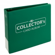 Blackfire Collectors Album - Green