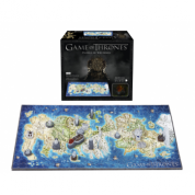 4D Cityscape - Game Of Thrones / Mini Westeros 3D Puzzle (Slightly damaged box)