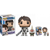 Funko POP! Trollhunters - Jim Armored Vinyl Figure 10cm Assortment (5+1 chase figure)