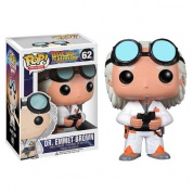 Funko POP! - Back To The Future - Doc Brown Vinyl Figur 4-inch