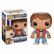 Funko POP! - Back To The Future - Marty McFly Vinyl Figur 4-inch