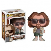 Funko POP! - Big Lebowski - Dude Vinyl Figure 4-inch