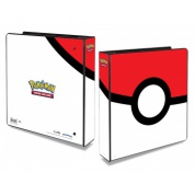 "UP - 2""Album - Pokemon - Pokéball (Slightly damaged box)"