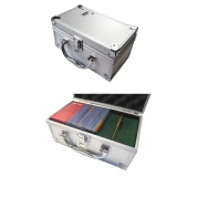 Compact Case D3 - Silver