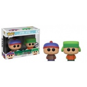Funko POP! Animation South Park - Stan and Kyle Vinyl Figures 10cm 2-Pack