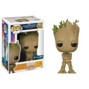 Funko POP! Marvel - Teenage Groot Vinyl Figure 10cm