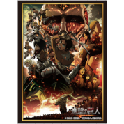 Bushiroad Standard Sleeves Collection - HG Vol.1349 - Attack on Titan (60 Sleeves)