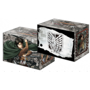 "Bushiroad Deck Holder Collection V2 Vol.257 - Attack on Titan ""Levi, Erwin & Hanji"""