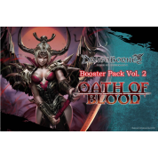 Dragoborne: Rise to Supremacy - Oath of Blood Booster Display (20 Packs) - EN