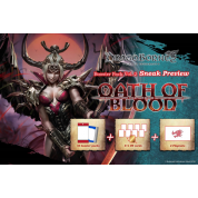 Dragoborne: Rise to Supremacy - DB-BT02 Oath of Blood - Sneak Preview Kit